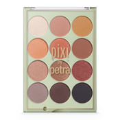 Pixi Eye Reflections Shadow Palette Rustic Sunset