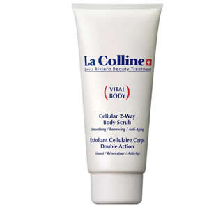 La Colline Cellular 2-Way Body Scrub