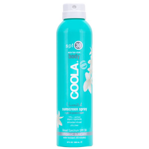 Coola Eco-Luxe Body SPF 30 Unscented Spray