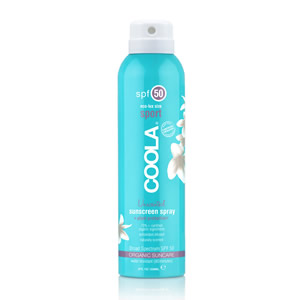 Coola Eco-Luxe Body SPF 50 Unscented Spray