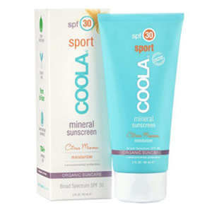 Coola Mineral Sport Sunscreen Citrus Mimosa SPF 30