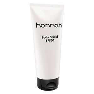 Hannah Body Shield SPF50 200ml