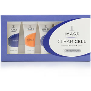 Image Skincare Clear Cell Travel / Trial Kit