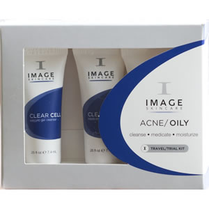 Image Skincare Oily / Acne Travel / Trial Kit