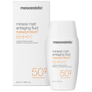 Mesoestetic Mineral Matte Antiaging Fluid