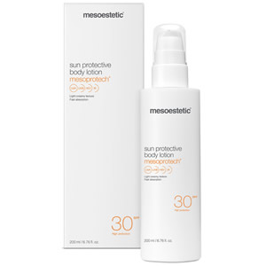 Mesoestetic Sun Protective Body Lotion