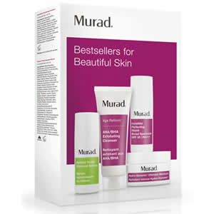 Murad Bestsellers for Beautiful Skin kit