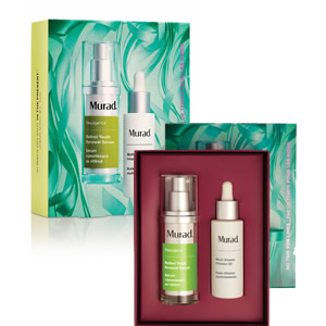 Murad No time for lines holiday kit