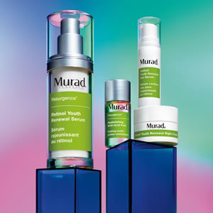 Murad Renewing Vibes kit