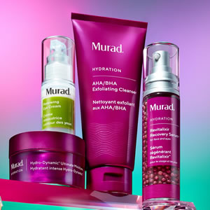 Murad Revitalizing Vibes kit