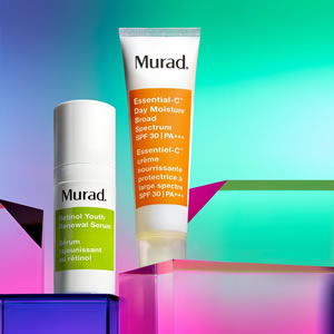 Murad Youthful Vibes kit