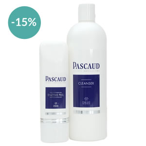 Pascaud XXL Cleanser & Enzyme Peel duo