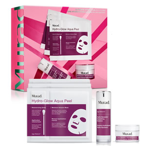 Murad Ultimate hydration in a flash holiday kit