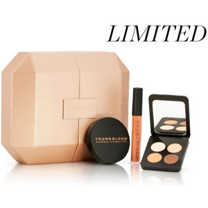 Youngblood Holiday Treats Make-up Kit