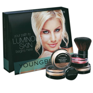 Youngblood Mineral Basic Kit Light