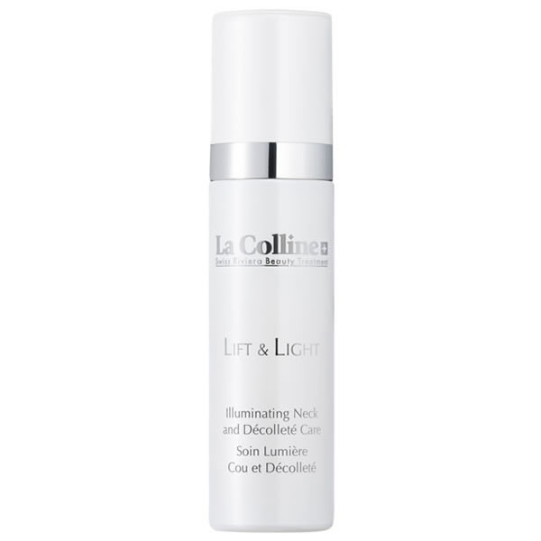 La Colline Lift & Light Illuminating Neck & Décolleté Care