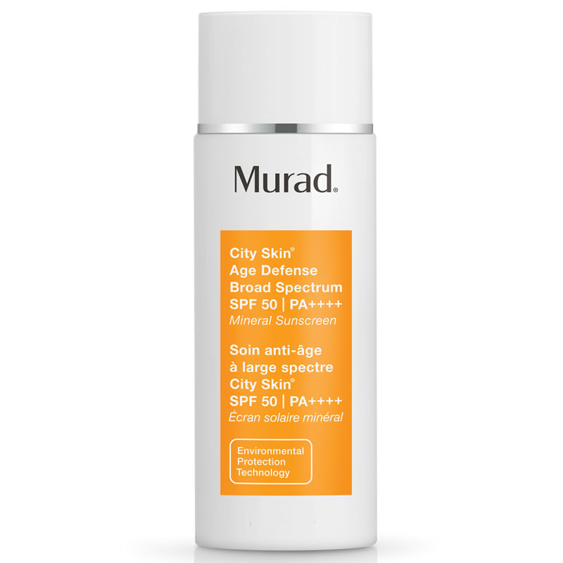 Murad City Skin Age Defense Broad Spectrum SPF50 PA++++
