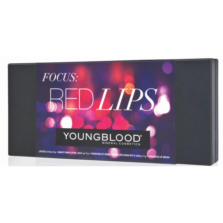 Youngblood Lip Essentials Kit