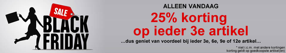Skin-shop.nl Black Friday sale